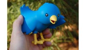 Twitter Bird in LAFK