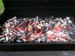 Chunk charcoal